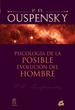 Psicologia  de la Posible Evolucion del Hombre.